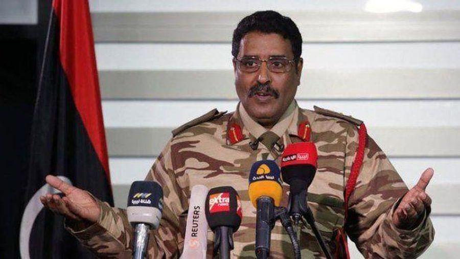 Libya: LNA bác bỏ thỏa thuận giữa Thổ Nhĩ Kỳ với GNA