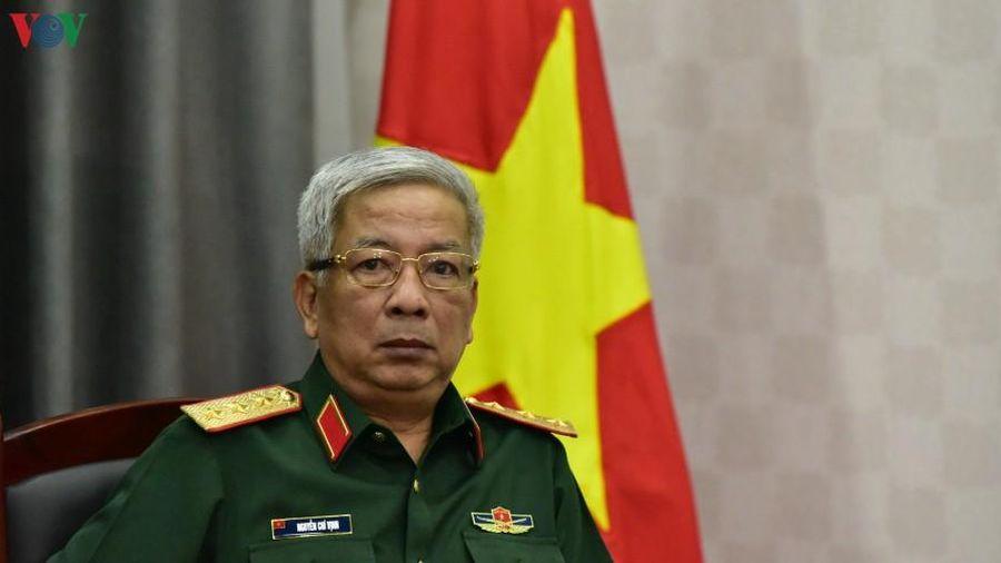 Covid-19 không thể làm gián đoạn hợp tác quốc phòng Việt-Nga
