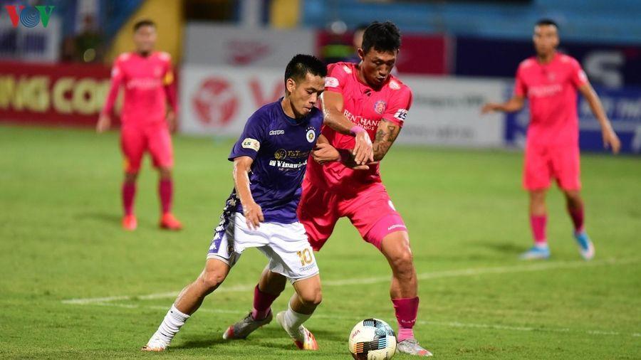 Vòng 8 V-League 2020: Nỗi sợ hãi của nhà vua