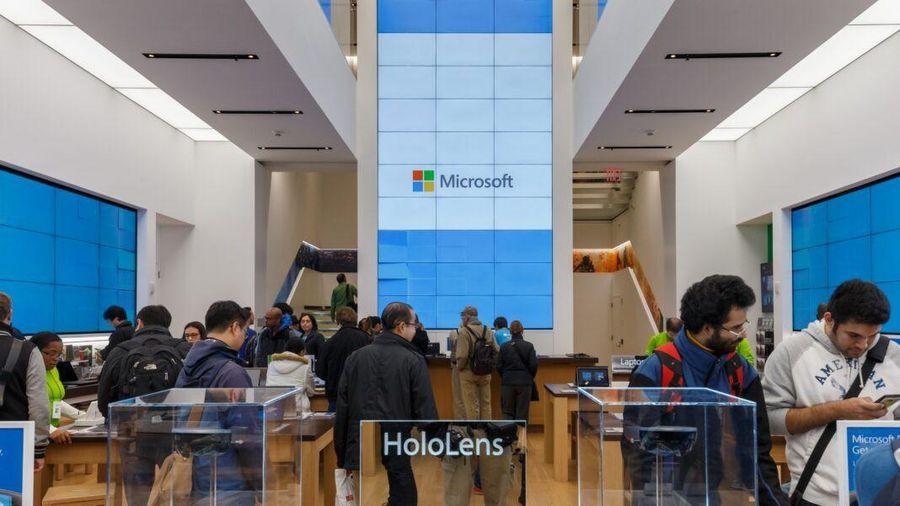 Nhiều cửa hàng bán lẻ của Microsoft Corp phải đóng cửa