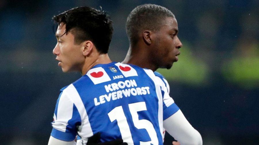 SC Heerenveen chỉ còn 15 cầu thủ trong đội, Đoàn Văn Hậu bị 'gạch tên'