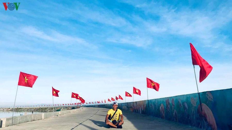 Lý Sơn Marathon - Đường chạy khẳng định chủ quyền