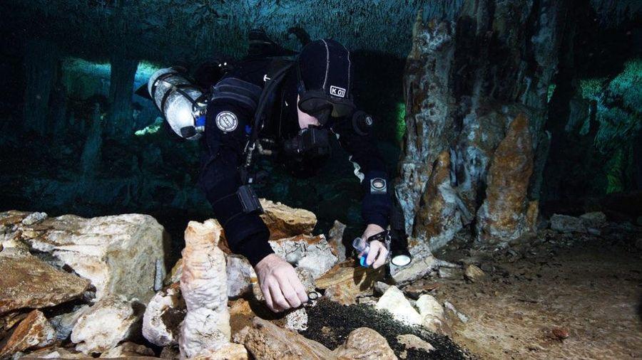 Phát hiện mỏ đất nung cổ nhất châu Mỹ, nơi lấy đất son làm mỹ phẩm