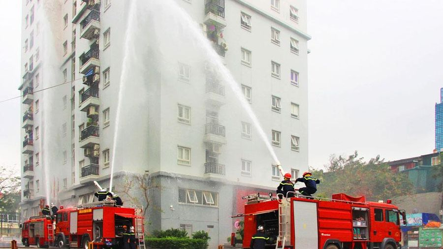 Giai đoạn 2015-2020, Hà Nội đình chỉ hoạt động 1.096 cơ sở vi phạm về phòng cháy, chữa cháy