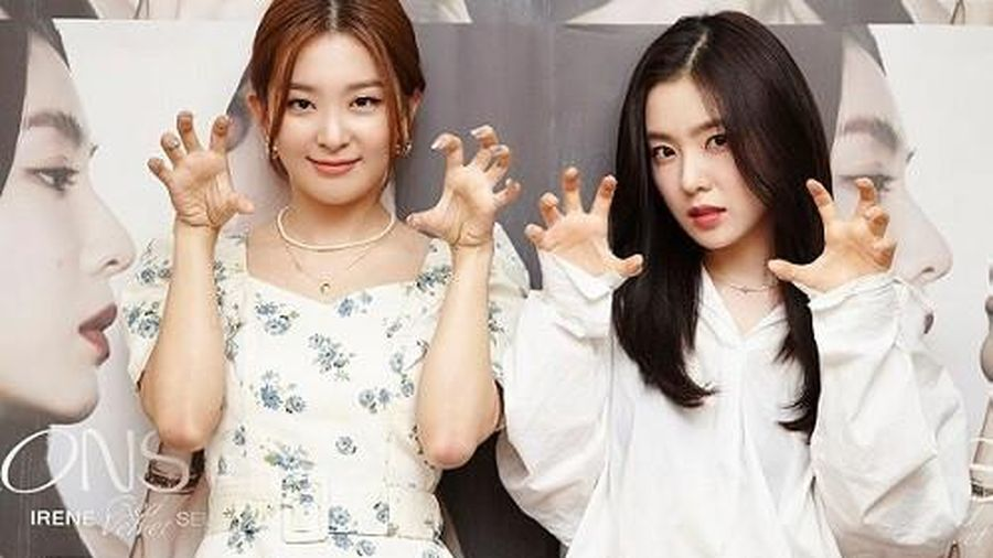 HOT: Irene & Seulgi (Red Velvet) tiết lộ hậu trường debut và ca khúc chủ đề 'Monster'