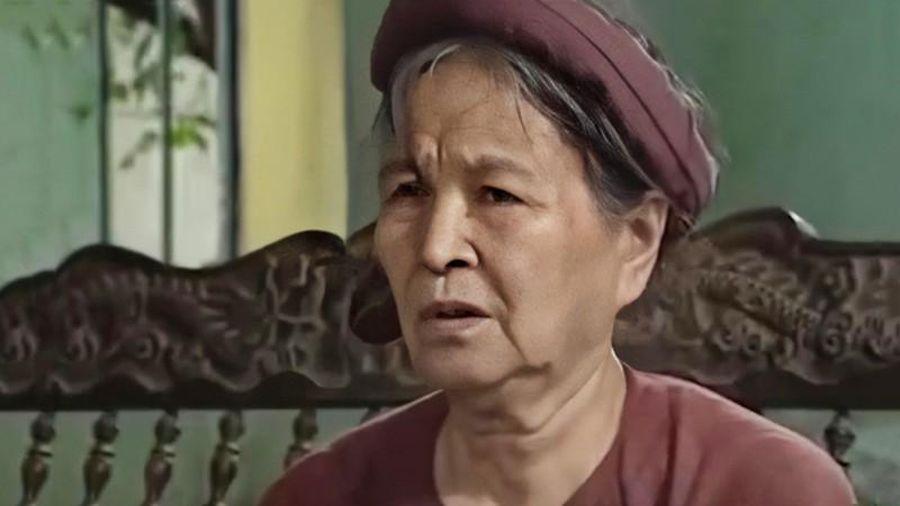 Những kỷ niệm xúc động về 'bà mẹ' hiền lành nhất màn ảnh Việt