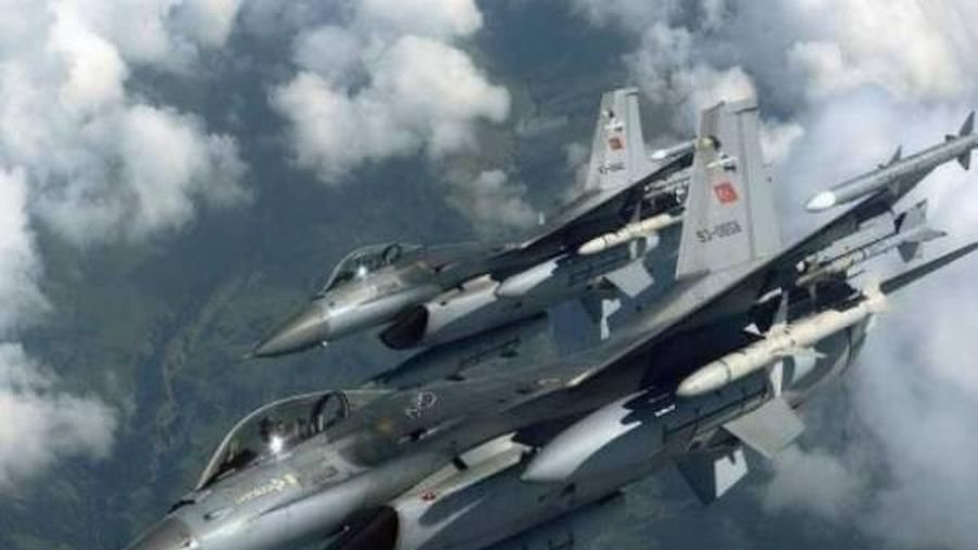 Máy bay quân sự Thổ Nhĩ Kỳ dò la SAA khắp Tây Bắc Syria