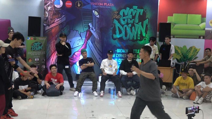 'The get down', sân chơi thú vị cho bạn trẻ mê hiphop