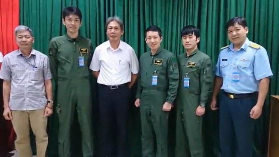 Nhật cảm ơn Việt Nam vì trợ giúp máy bay P-3C gặp sự cố