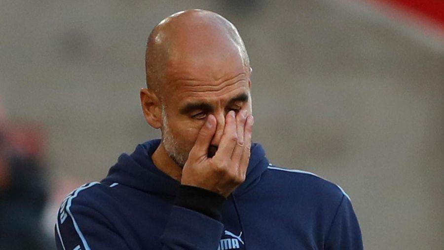 Man City bại trận vì bàn thua từ khoảng cách 32 m
