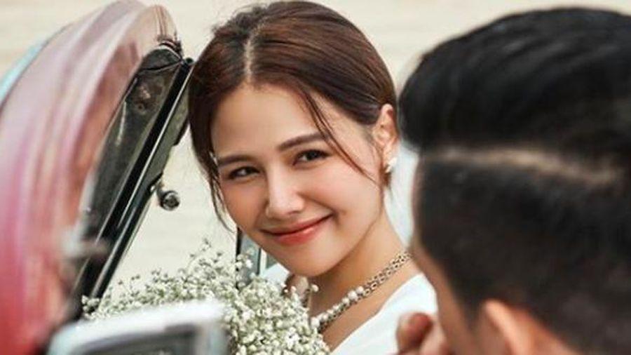 Phanh Lee dừng đóng phim sau cưới