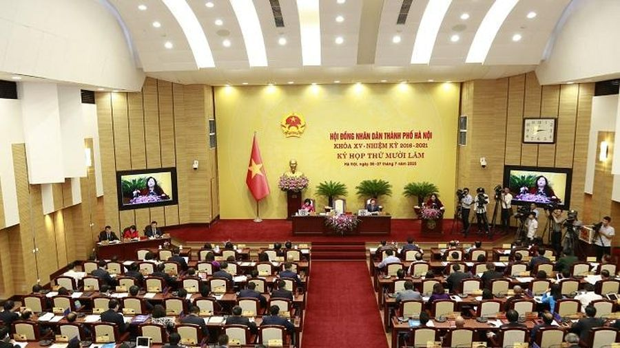 Chủ tịch Quốc hội Nguyễn Thị Kim Ngân: Hà Nội cần tổ chức bộ máy phù hợp với thực hiện mô hình chính quyền đô thị