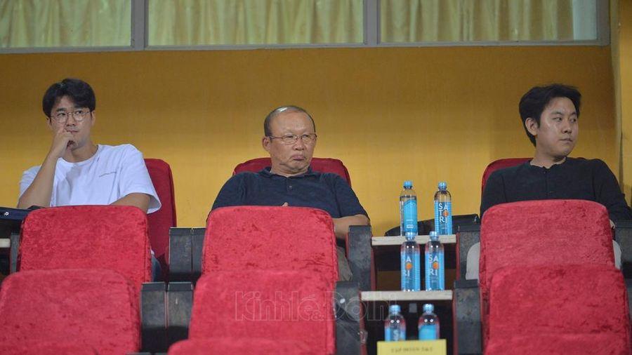 HLV Park Hang-seo mãn nhãn với trận đấu 'derby Thủ đô'?