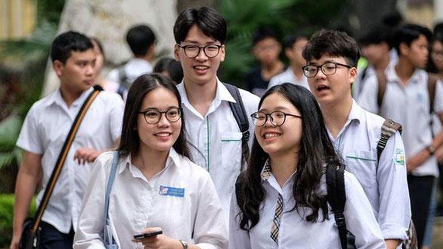 91 trường THPT ở Hà Nội xét vào lớp 10 bằng học bạ