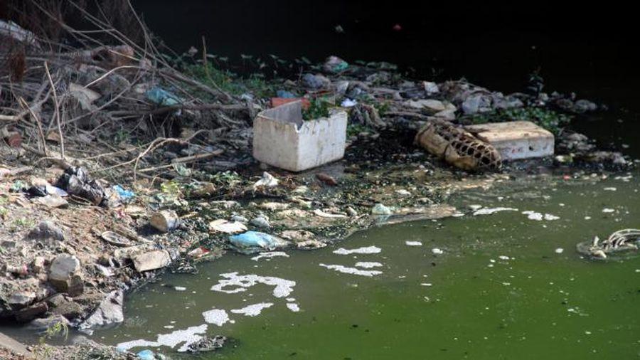 Nhật ký dòng kênh 'chết' [kỳ 1]: Ô nhiễm kinh hoàng
