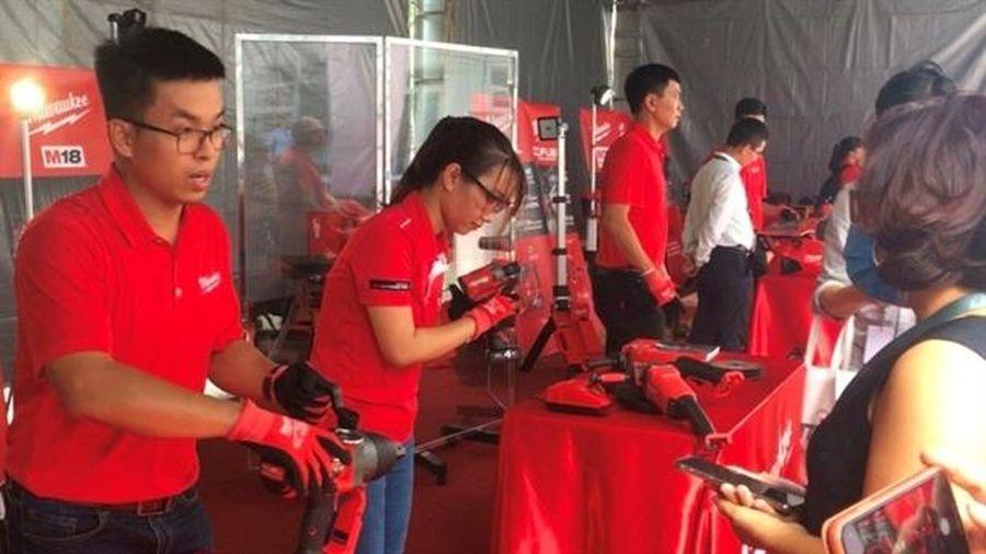 Doanh nghiệp FDI tìm nhà cung ứng, người Việt rất tự tin