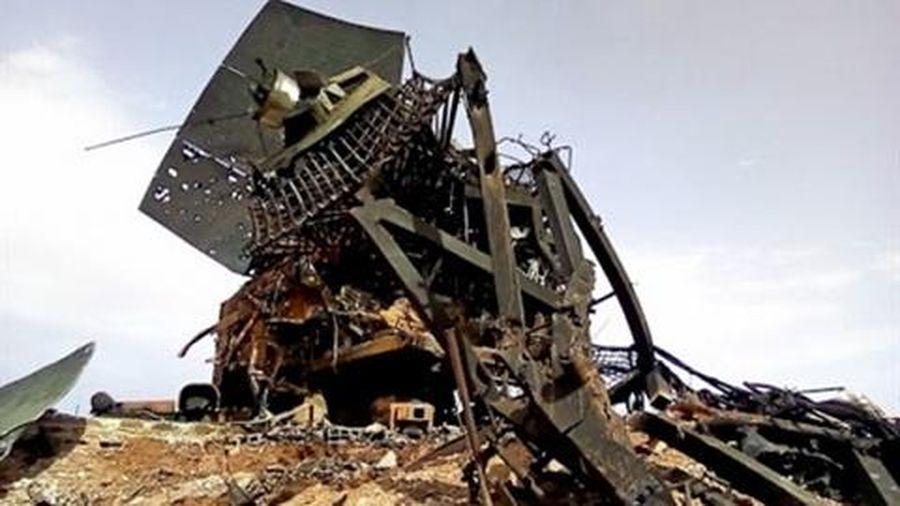 Hệ thống EW tốt nhất của Ukraine bị phá hủy tại Libya