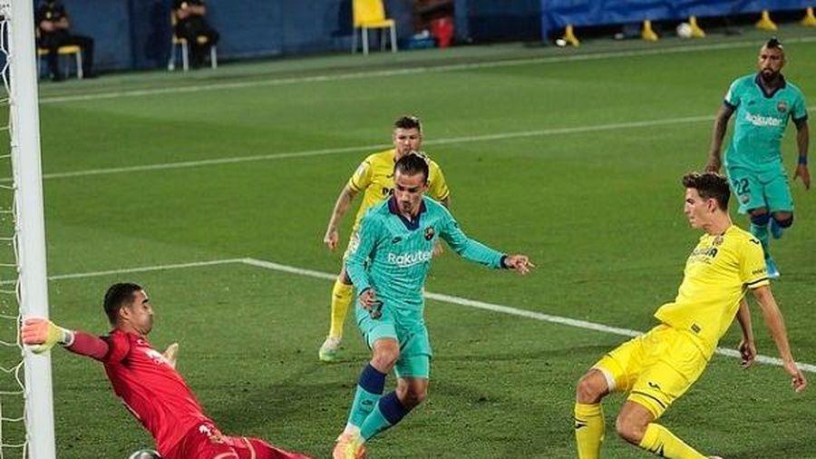 Barcelona nuôi hy vọng lật đổ Real Madrid, Man City thua bất ngờ