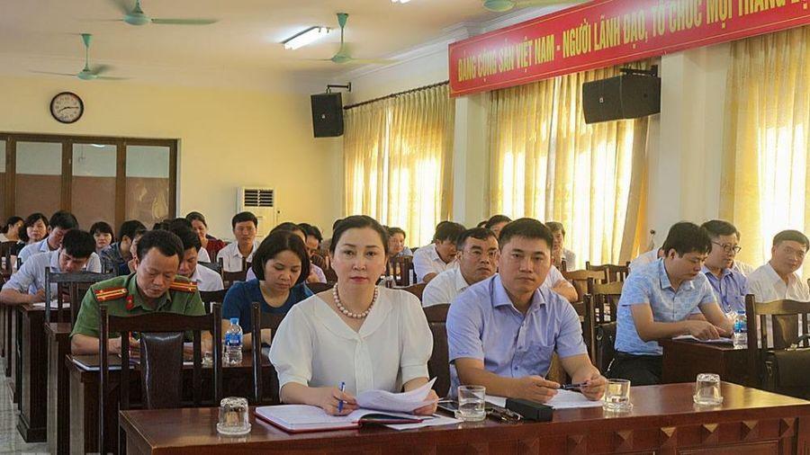 Hơn 8.600 thí sinh Nam Định đăng ký dự thi tốt nghiệp THPT