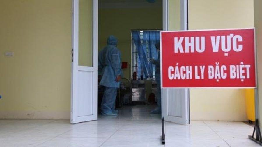 Phát hiện 14 trường hợp nghi nhiễm Covid-19 đang trong khu cách ly ở Thanh Hóa