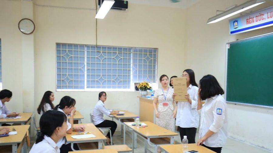 Hơn 900.000 thí sinh đăng ký dự thi tốt nghiệp THPT