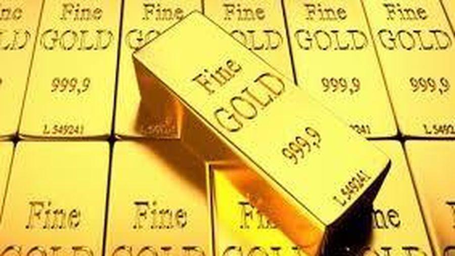 Đầu tuần, giá vàng trụ vững trên đỉnh cao