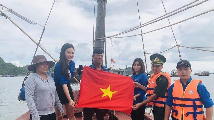 Nhiều hoạt động tình nguyện ý nghĩa tại huyện đảo Cát Hải