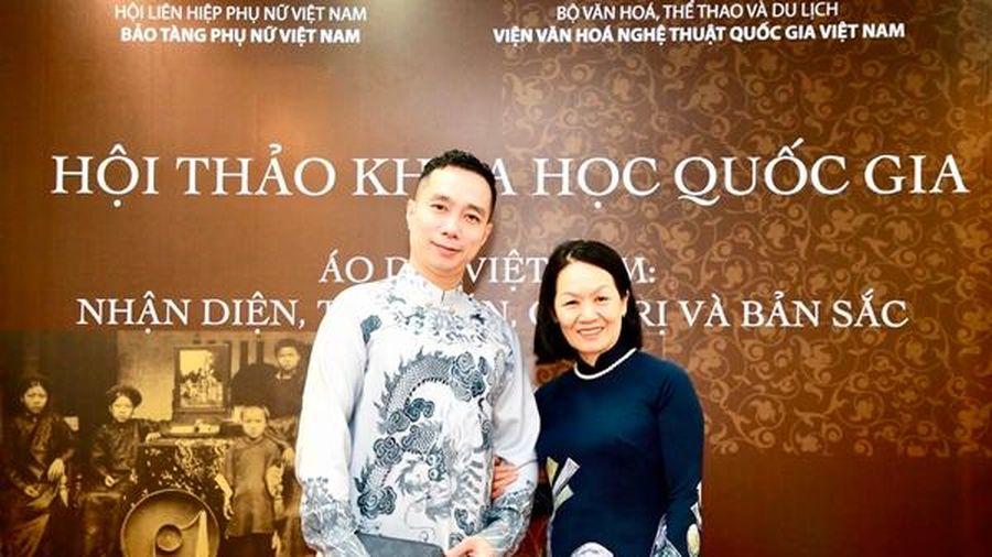 'Áo dài Việt ra thế giới: Hành trình không đơn giản'