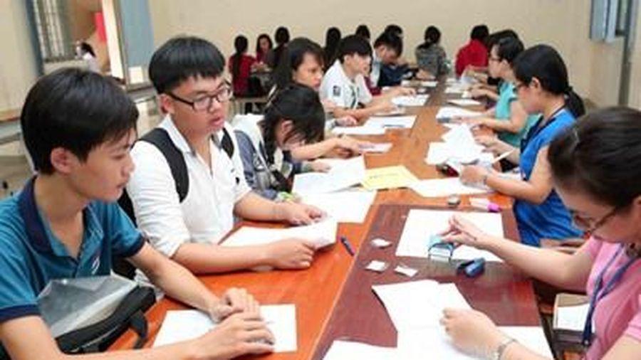 Hơn 900.000 thí sinh đăng ký dự thi tốt nghiệp THPT năm 2020