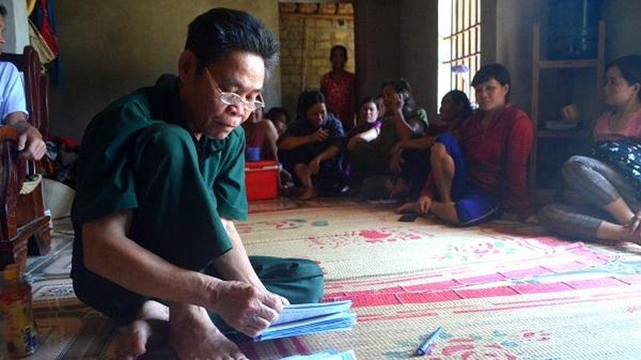 Nghệ An: Hàng chục hộ dân bất bình với kết quả phúc tra hộ ...