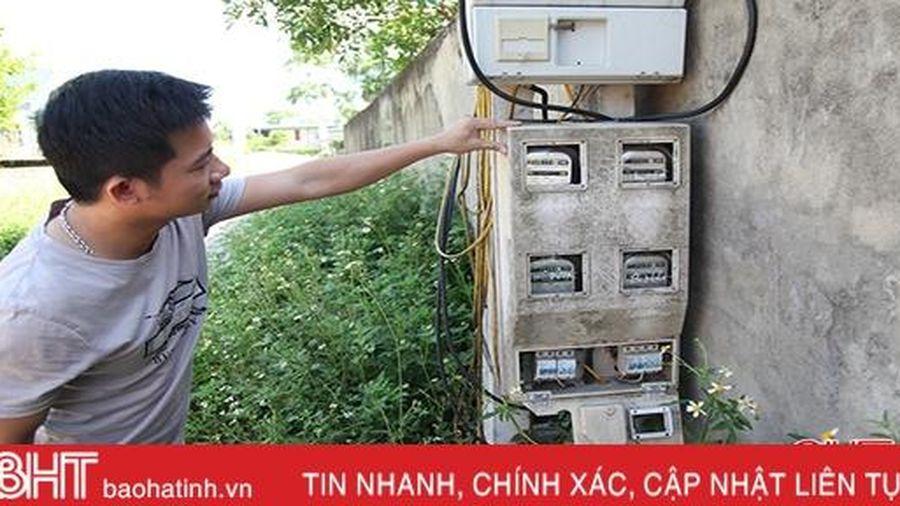 Do đâu 1.200 công tơ điện ở Nghi Xuân chưa được kiểm định suốt 10 năm qua?