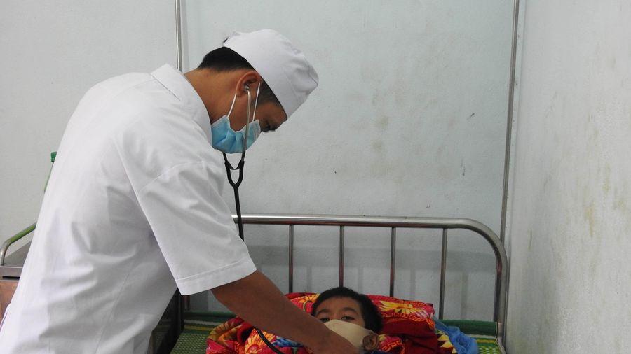 Tiêm chủng-Giải pháp số 1 để miễn dịch bệnh bạch hầu trong cộng đồng