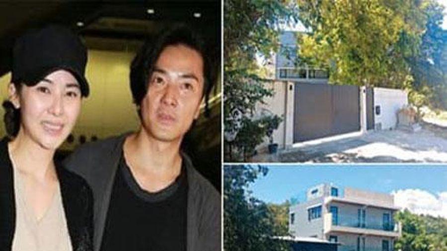 Tài tử Hong Kong (Trung Quốc) Trịnh Y Kiện xây villa nghỉ dưỡng cho vợ