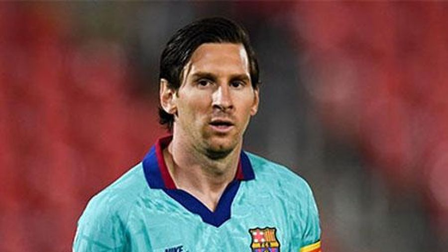 Messi lập kỷ lục mới ở La Liga