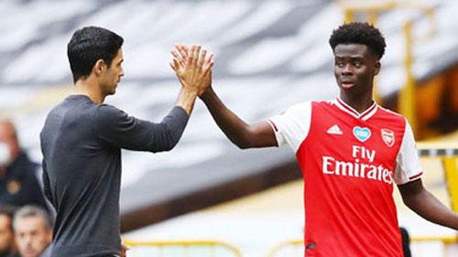 Arteta lùi một bước để Arsenal có bước tiến dài