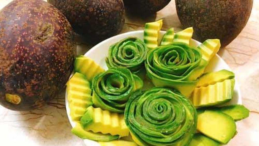 Bơ đang vào mùa, nàng dâu Lâm Đồng 'triển' luôn thực đơn cơm bơ lạ miệng, càng ăn càng nghiện