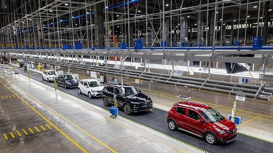 Thị trường ô tô Việt tháng 5/2020 'ấm' dần sau đại dịch Covid-19