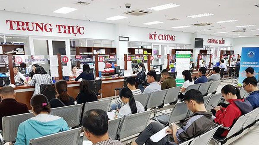 Đà Nẵng: Ti lệ công dân không hài lòng do phải tốn chi phí không chính thức còn cao