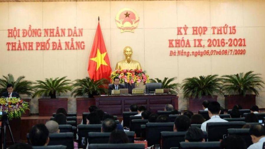 100% công dân không hài lòng với bộ phận 1 cửa Sở Công thương Đà Nẵng