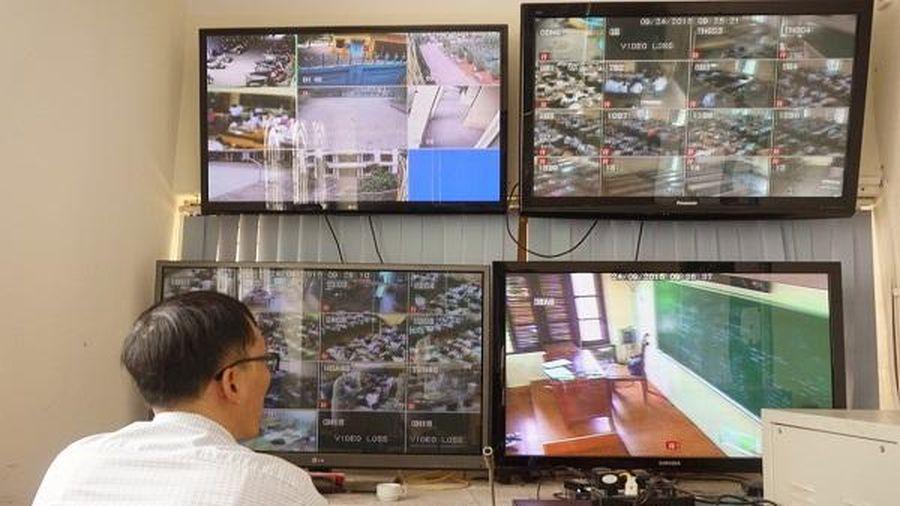 Triển khai thí điểm lắp đặt camera thông minh tại trường học tại Đà Nẵng