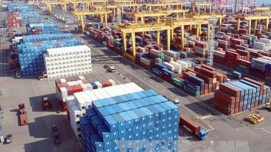 Hàn Quốc xuất khẩu lô xe tải chạy bằng hydro đầu tiên
