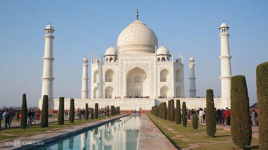Ấn Độ tiếp tục đóng cửa đền Taj Mahal