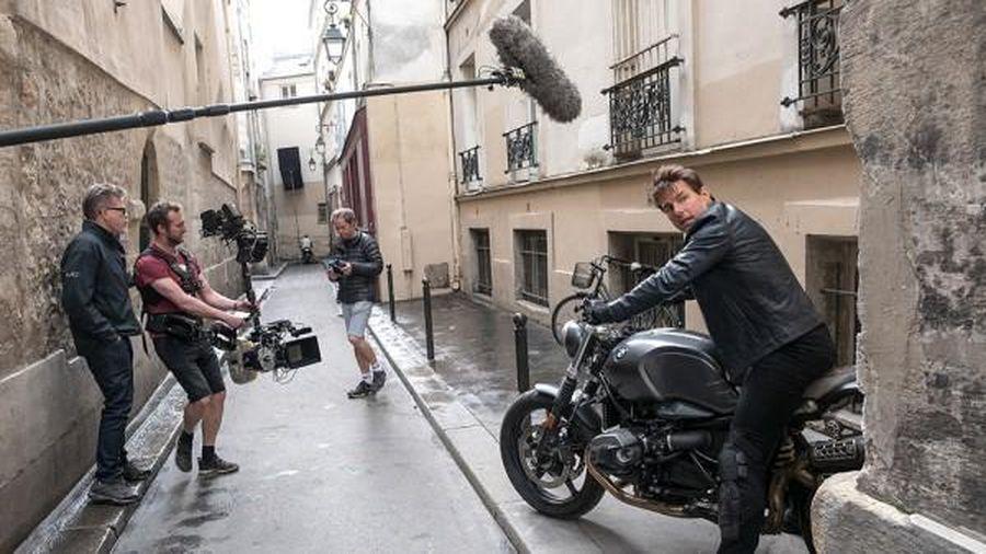 Đoàn phim 'Mission: Impossible 7' được miễn cách ly tại Anh