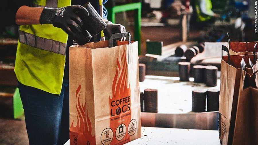 Công nghệ biến cà phê thành nhiên liệu