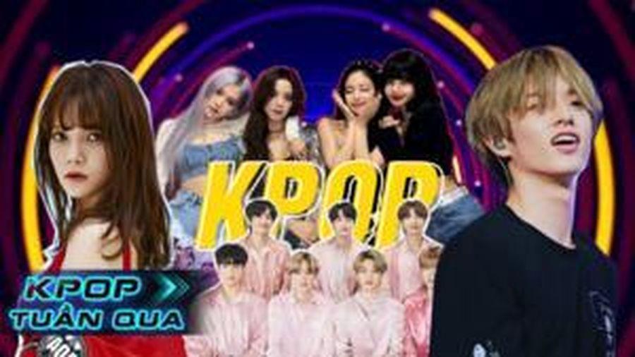 Kpop tuần qua: BlackPink lập kỉ lục GUINNESS với How You Like That', BTS lập kỉ lục Billboard, Jae (Day6) tố JYP đối xử bất công, Jimin rời AOA sau lùm xùm bắt nạt cựu thành viên