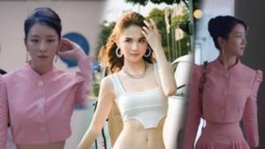 Khoe 'vòng eo Ngọc Trinh' trong 'Điên thì có sao', Seo Ye Ji khiến Knet choáng váng: 'Đẹp nhưng thô'