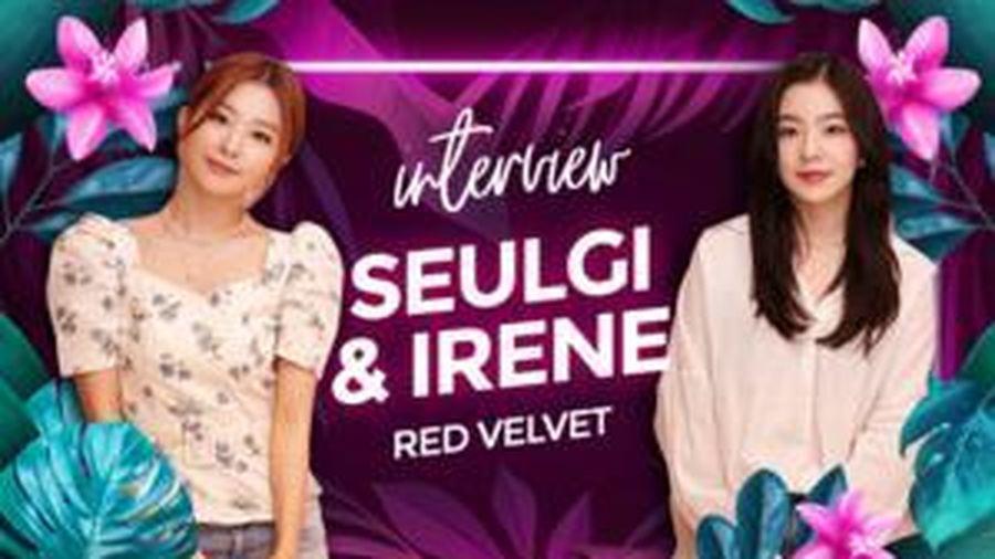 Seulgi: 'Tôi và chị Irene bên nhau lâu nhất trong các thành viên Red Velvet'