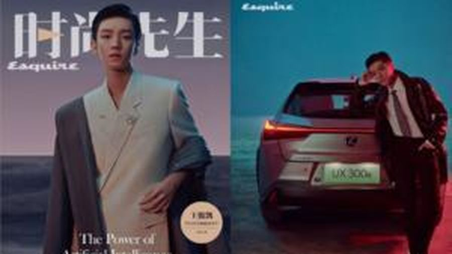 Vương Tuấn Khải hóa tổng tài ngôn tình trên tạp chí Esquire: Kẻ chê gồng, người khen lịch lãm