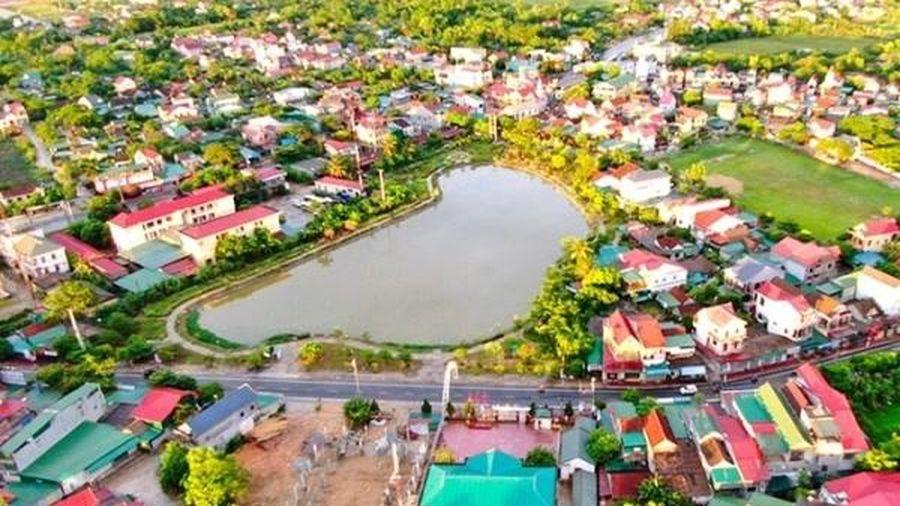 Hano-Vid trúng thầu dự án khu dân cư đô thị 800 tỷ đồng tại Hà Tĩnh