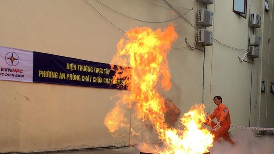 Số vụ cháy do điện liên tục giảm